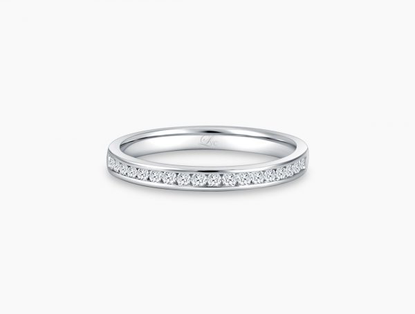 Love and Co Wedding Band LDR1416