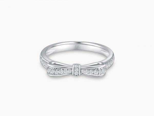 Love and Co Wedding Band LDW586B