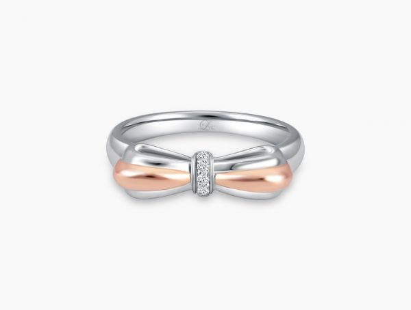 Love and Co Wedding Band LDW587B