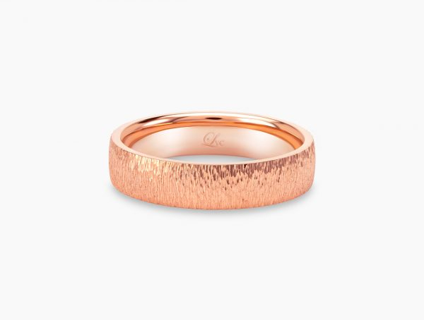Love and Co Wedding Bands LDW643A