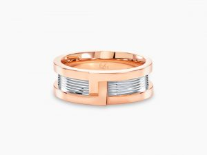 Love and Co Wedding Band LTW034A-C