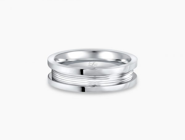 Love and Co Wedding Band LTW181A-C