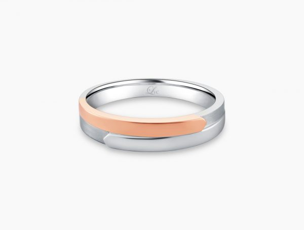 Love and Co Wedding Band LTW252A