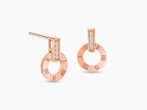 Love and Co Gifts SDE02349 Rose Gold