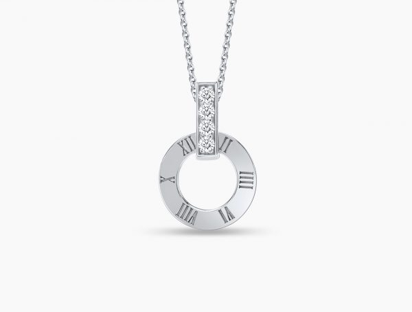 Love and Co Gifts SDP06258 White Gold