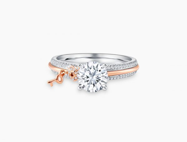 Gold Engagement Rings Singapore
