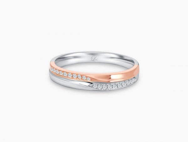 Singapore Rose Gold Engagement Rings